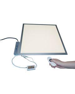 Bi Couleur Panneau LED 62x62 36W K3000-K6000