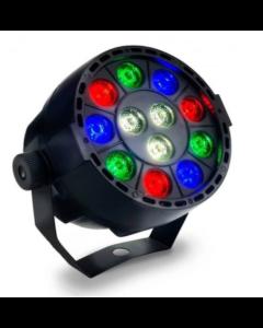Mini Lampe Disco Led RGBW  36 Watt DMX contrôlable