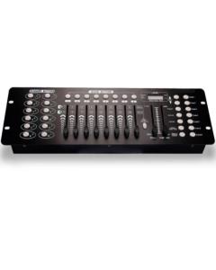 Panneau de contrôle DMX pour l'éclairage pour 192 canaux dmx