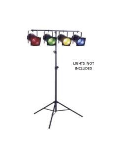 Support d'éclairage trépied T-Bar
