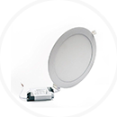 panel led rond